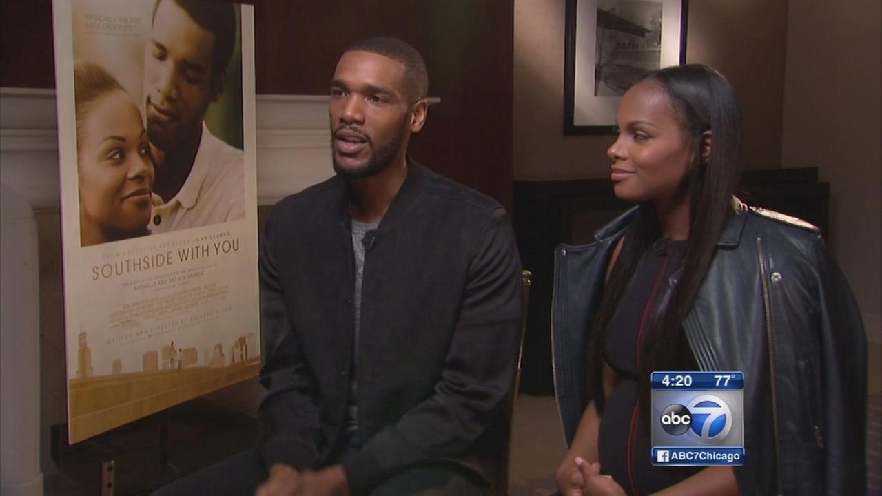 Southside with You stars talk about new film