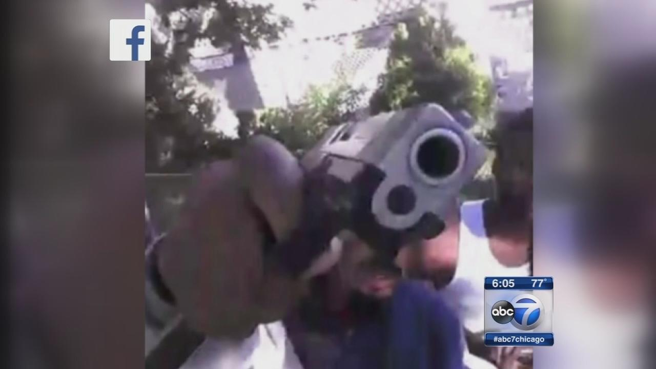 I-Team: Man wields gun in Facebook video