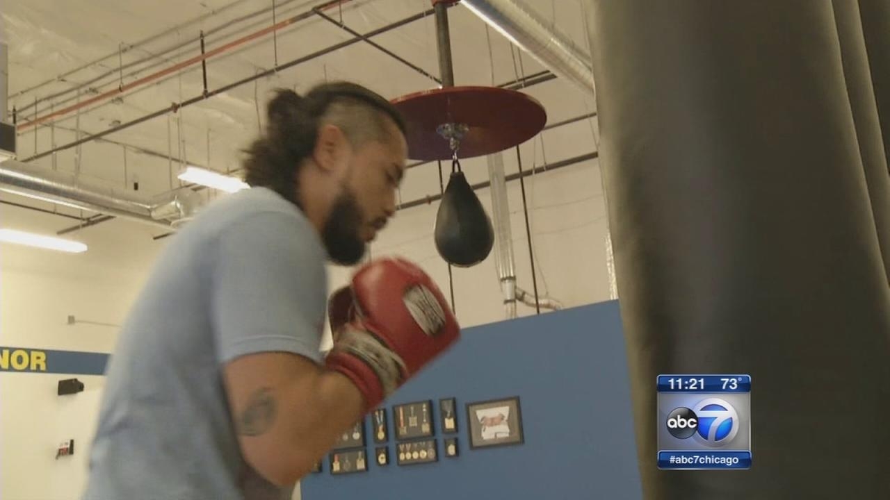 Researchers studying brain health of MMA fighters