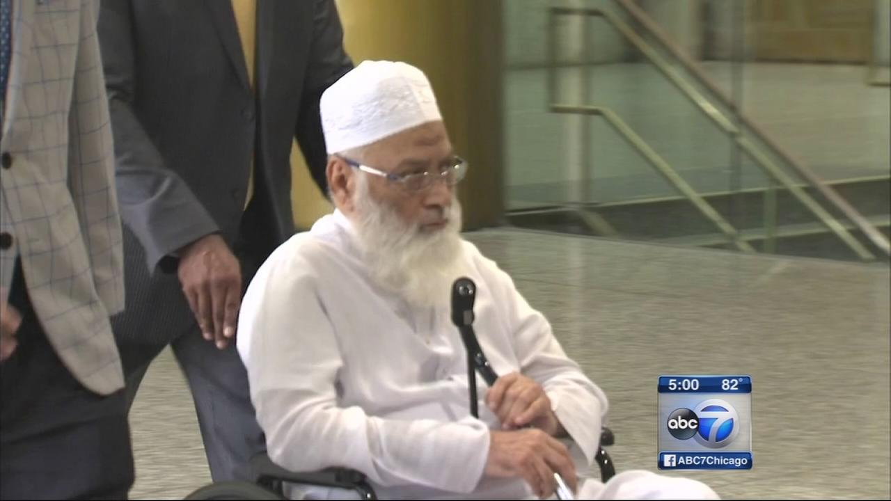 Islamic leader pleads guilty to sex abuse charges