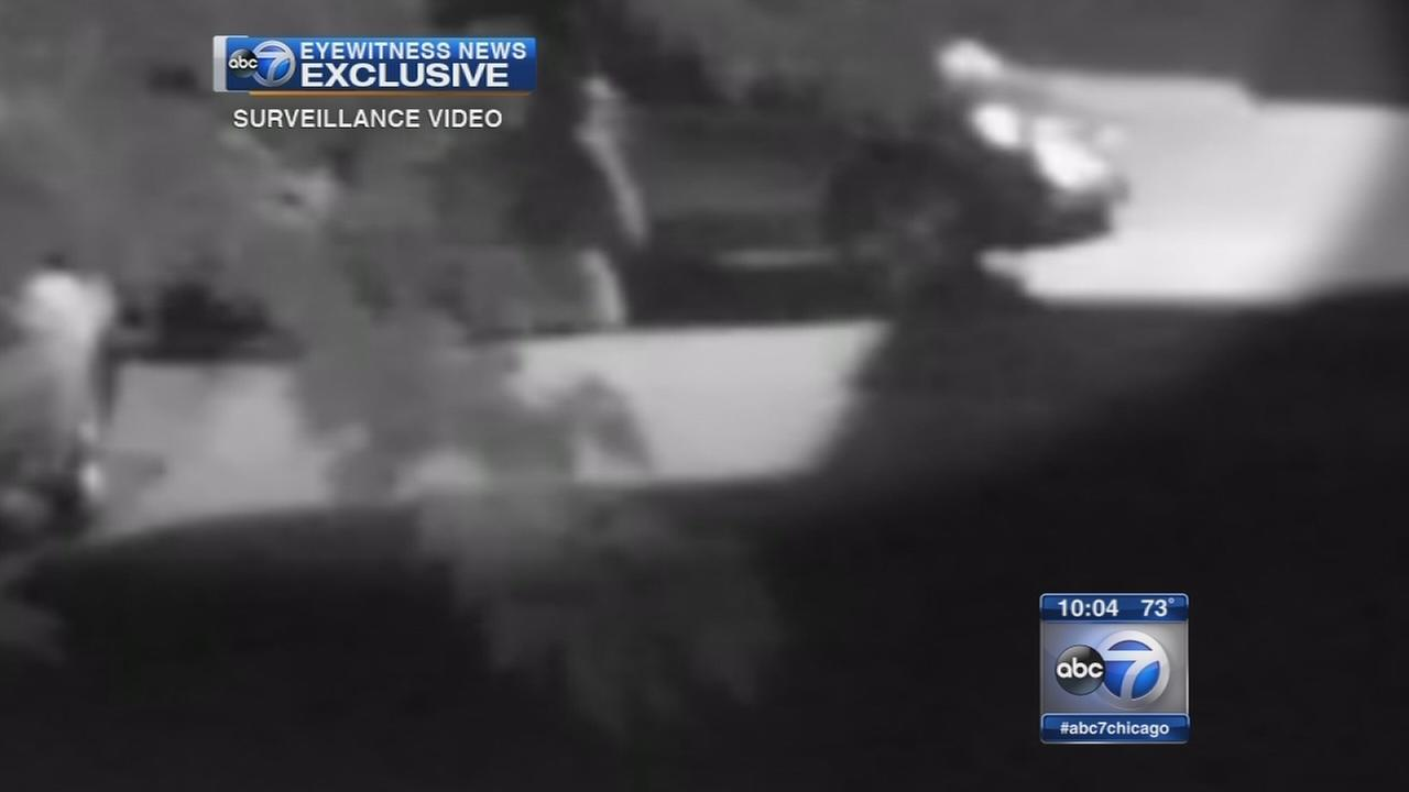 Overnight tire thefts plague Albany Park, video catches thieves in the act