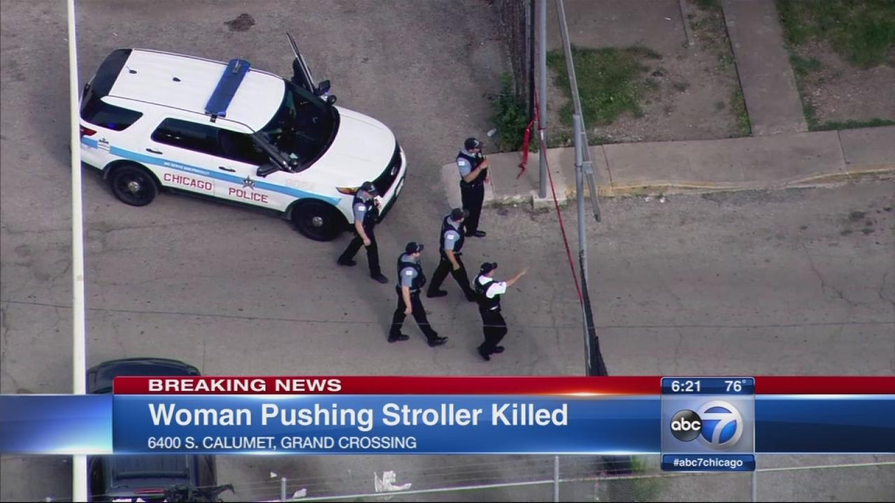 Dwyane Wades cousin killed in South Side shooting