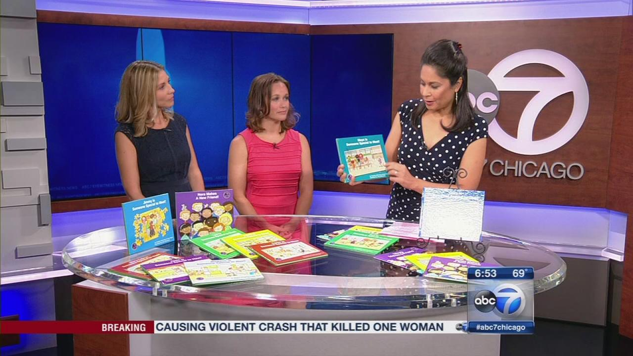 Oak Lawn teachers create books of acceptance