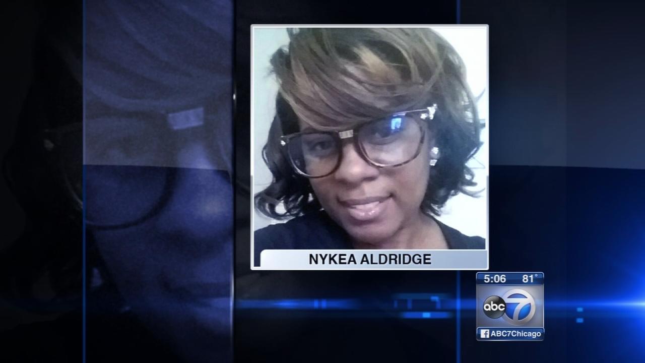 Police investigate Nykea Aldridge death