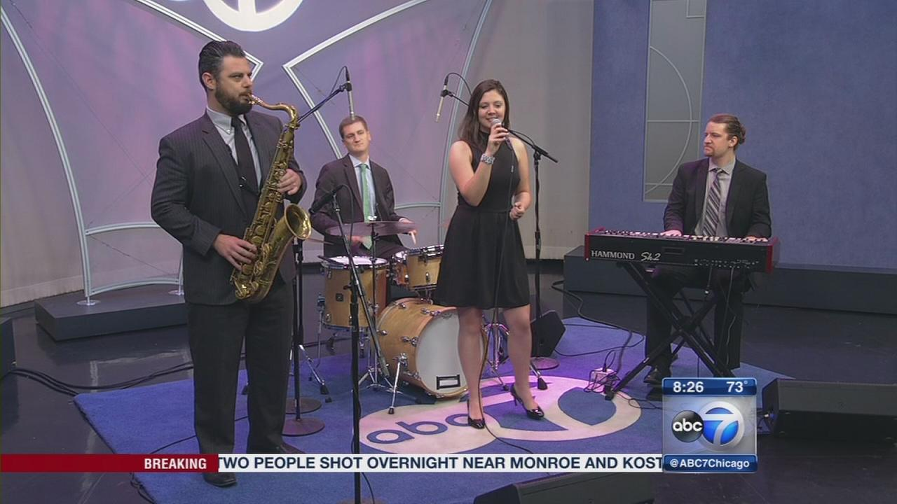 Local artists featured at Chicago Jazz Festival