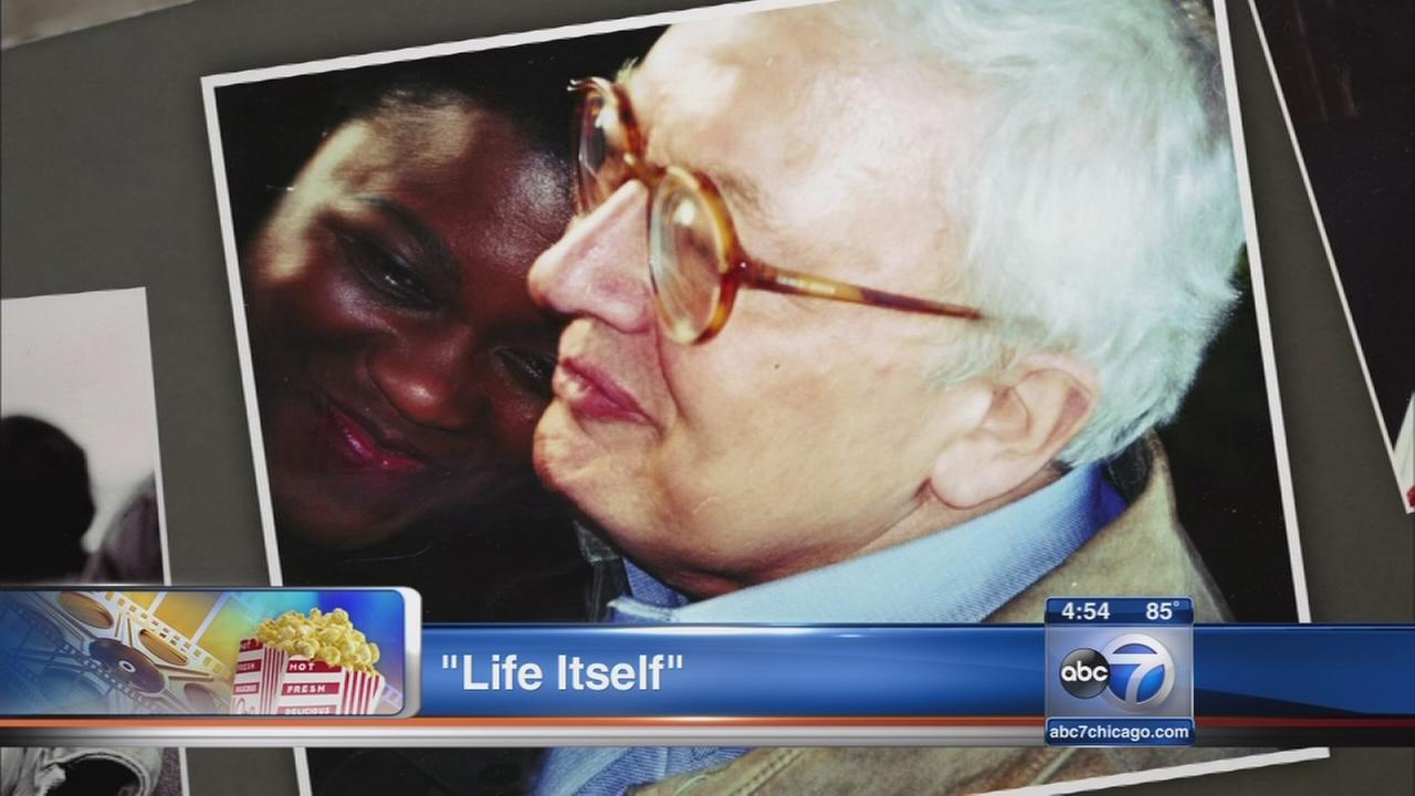 Ebert documentary Life Itself debuts in Chicago