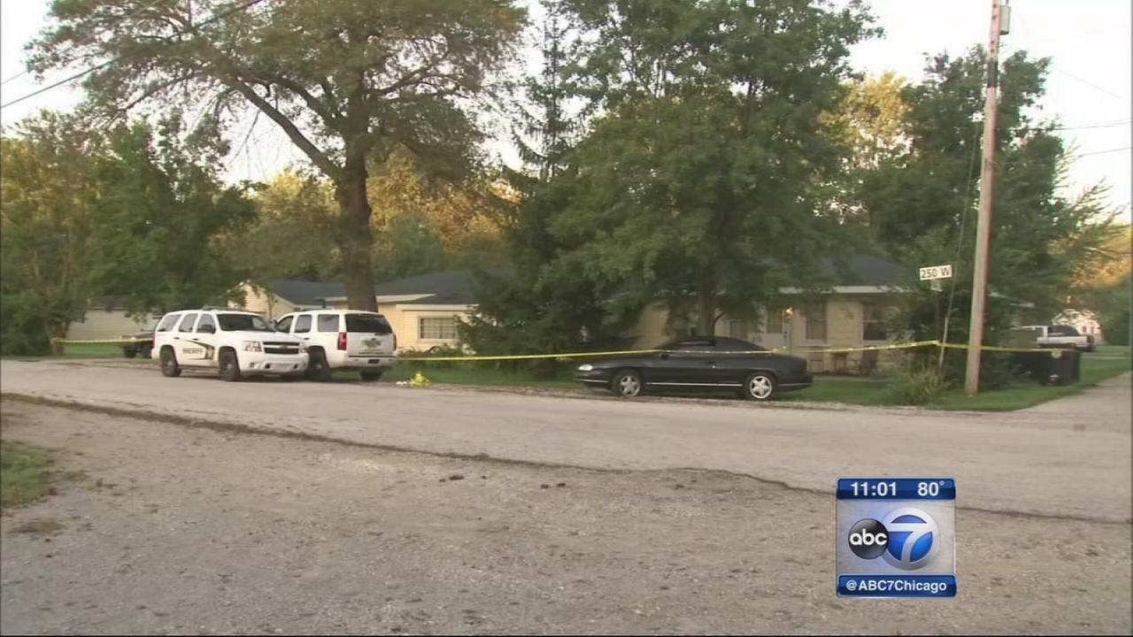 Man charged after 3 found dead in NW Indiana home