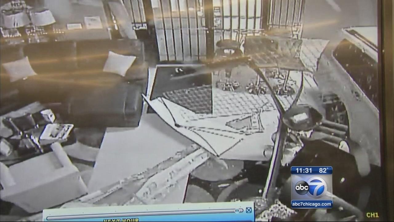 SUV crashes into South Side store