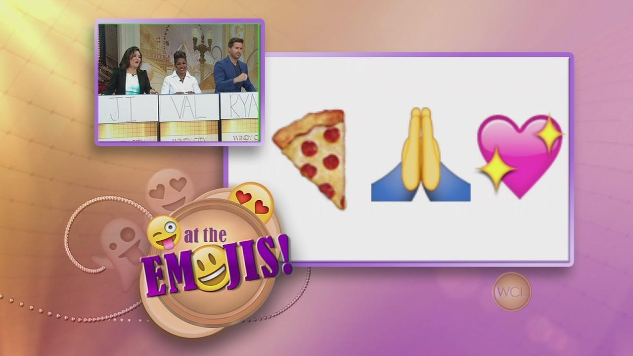 At the Emojis