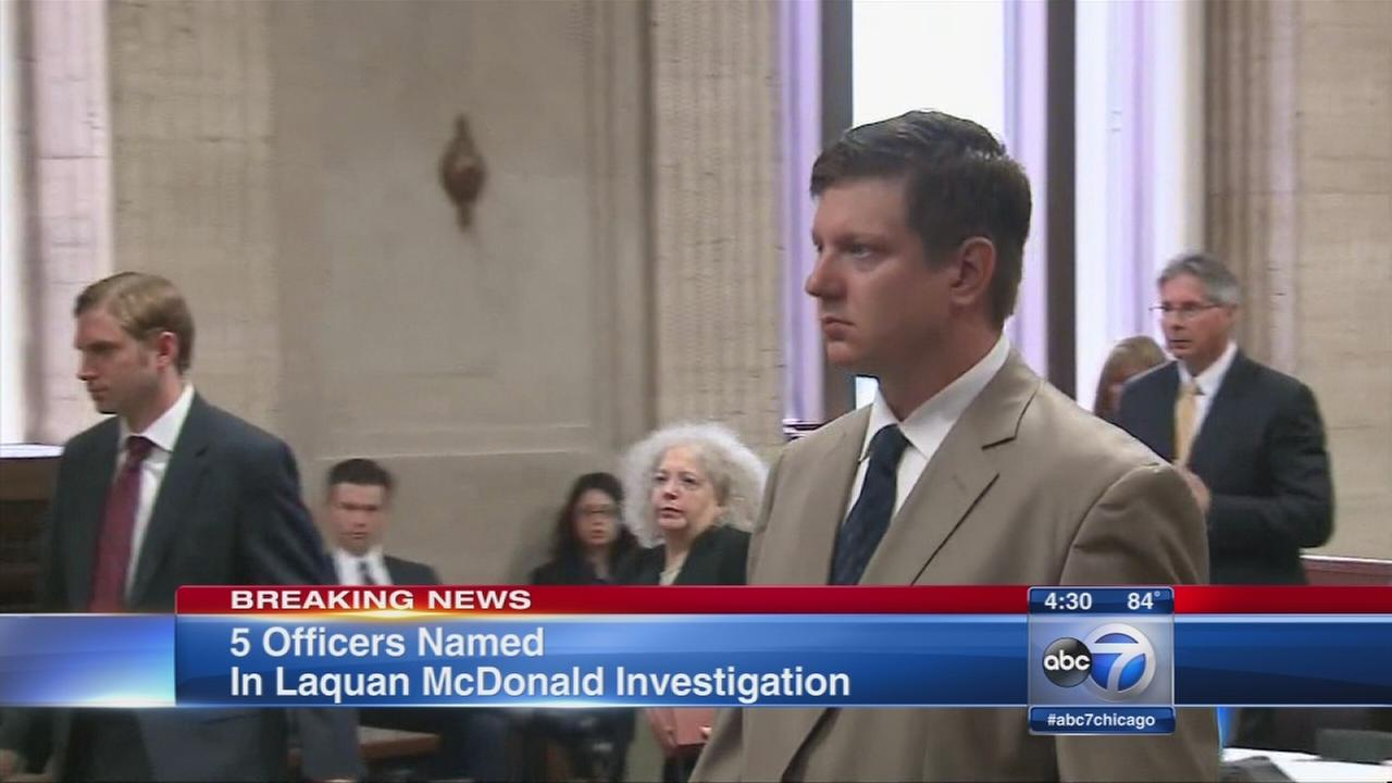 CPD moves to fire officers invovled in McDonald shooting
