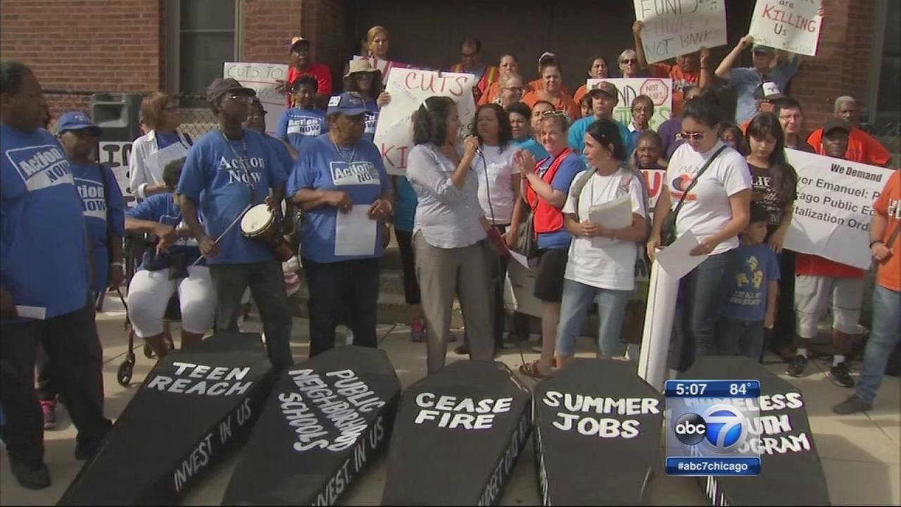 Community leaders tackle downward spiral of gun violence