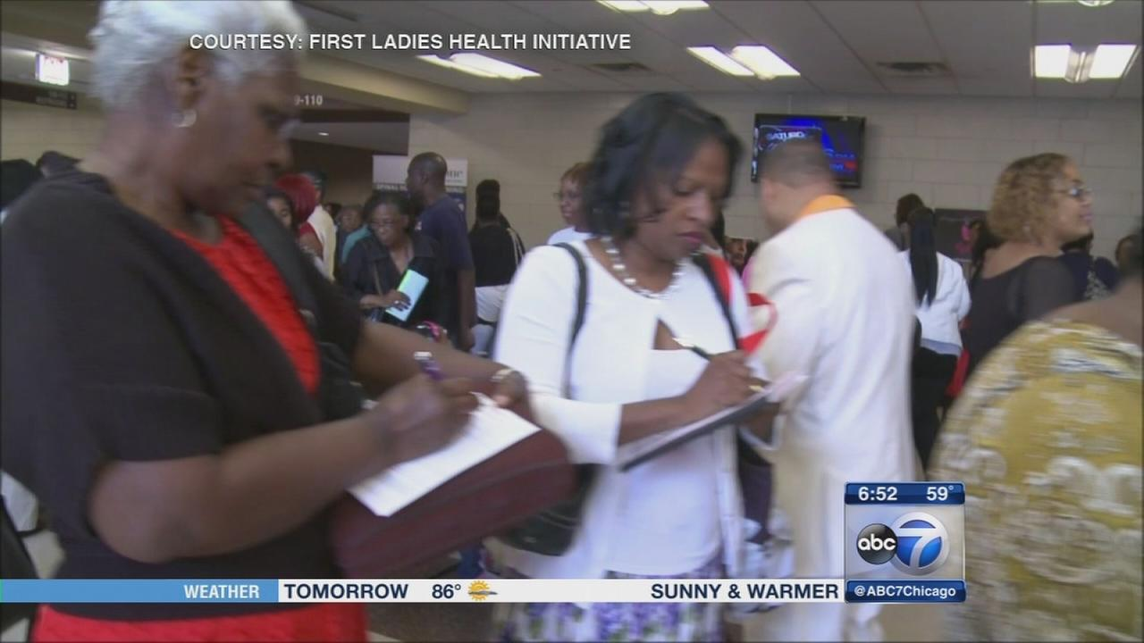 Churches team with Walgreens for free health screenings