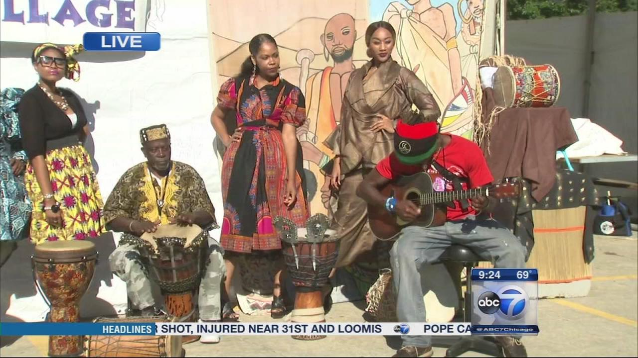 Celebrating Togetherness at the African Festival of the Arts