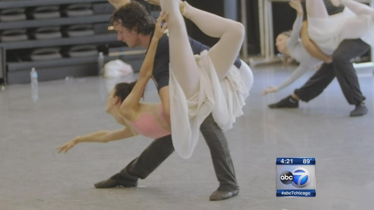Joffrey Ballet reimagines The Nutcracker