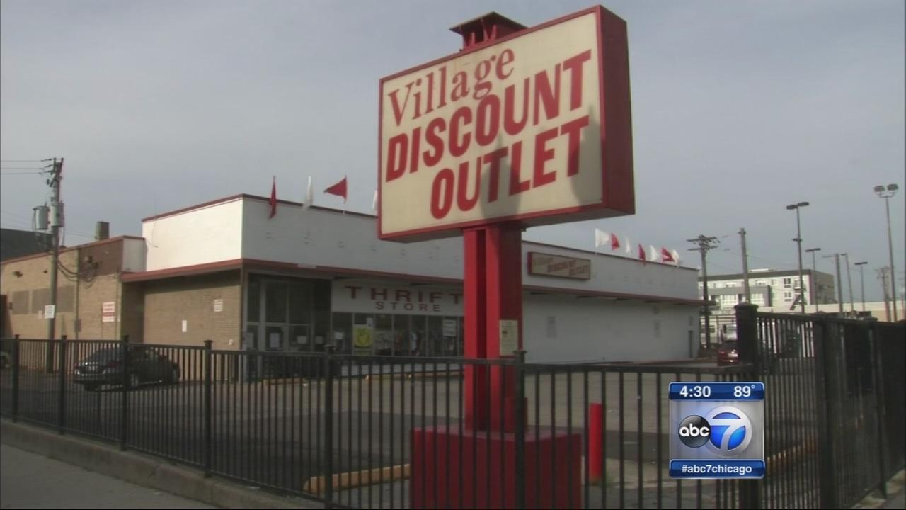 Child sexually assaulted inside thrift store