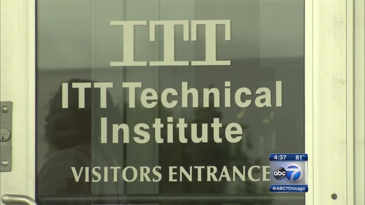 ITT Tech students graduate to uncertainty