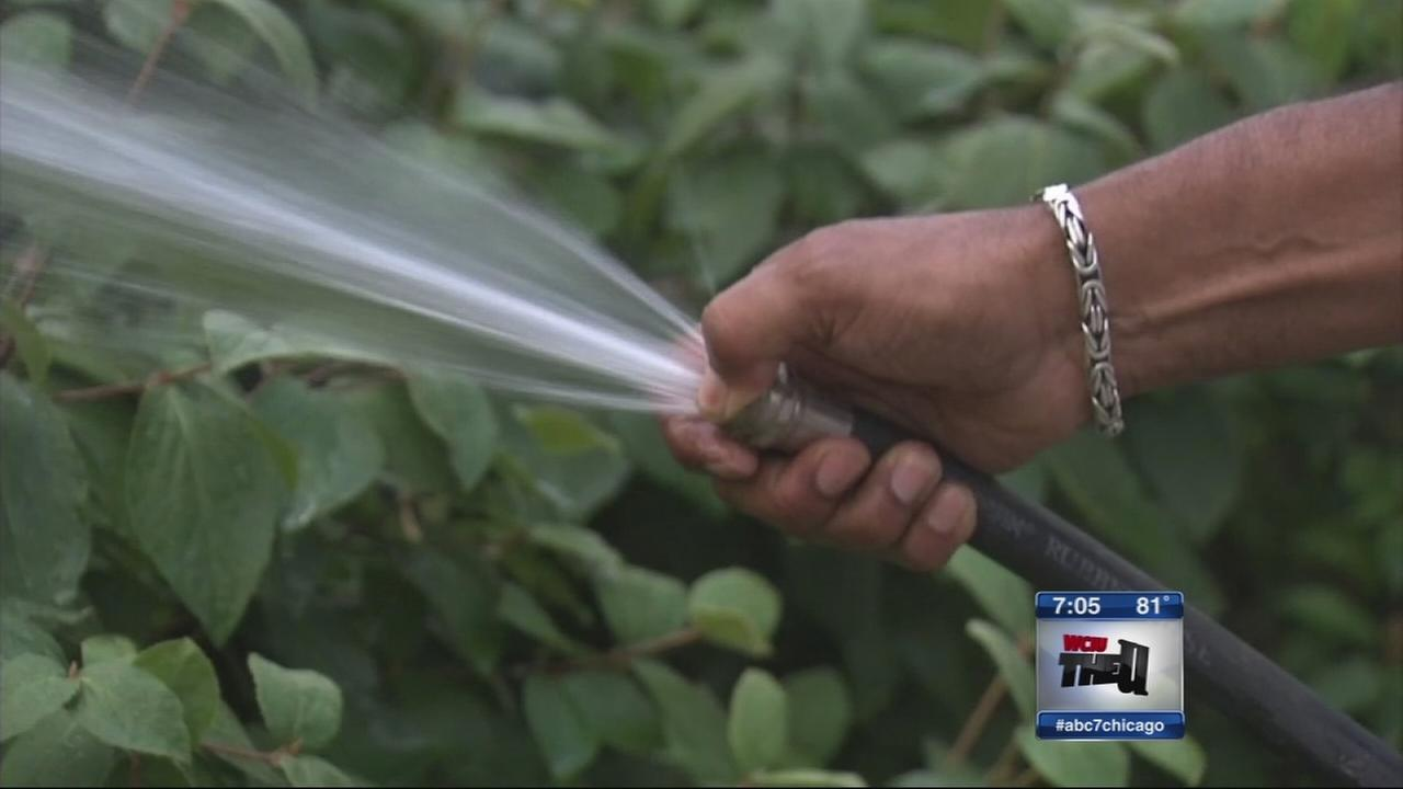 Proposed water tax hike passes city council panel
