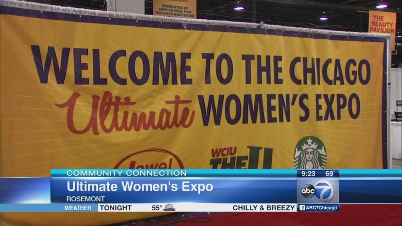 Chicagos Ultimate Womens Expo