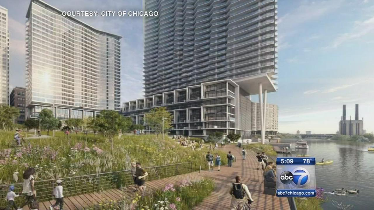 Crews break ground on Riverline in South Loop