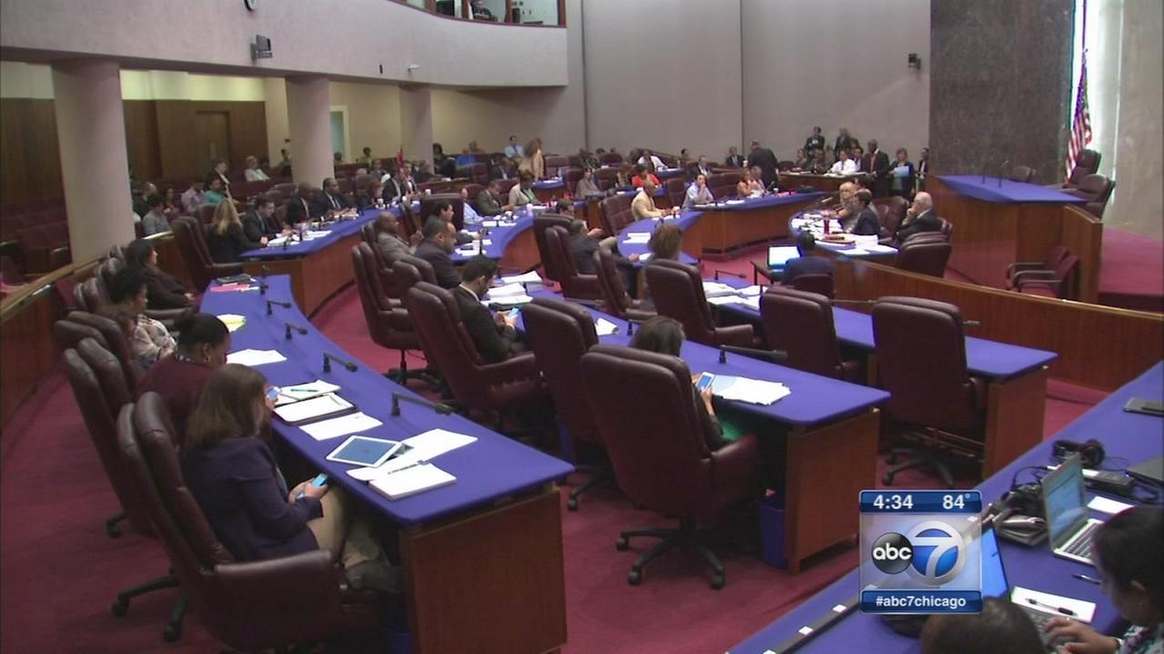 Council holds hearings about COPA