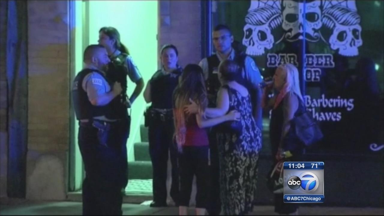 5 injured in West Town home invasion