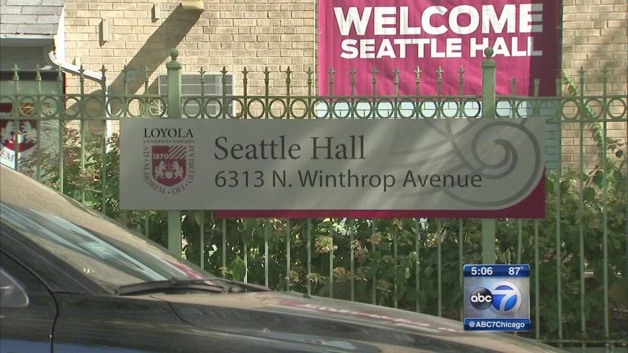 2nd Loyola student groped in 2 weeks