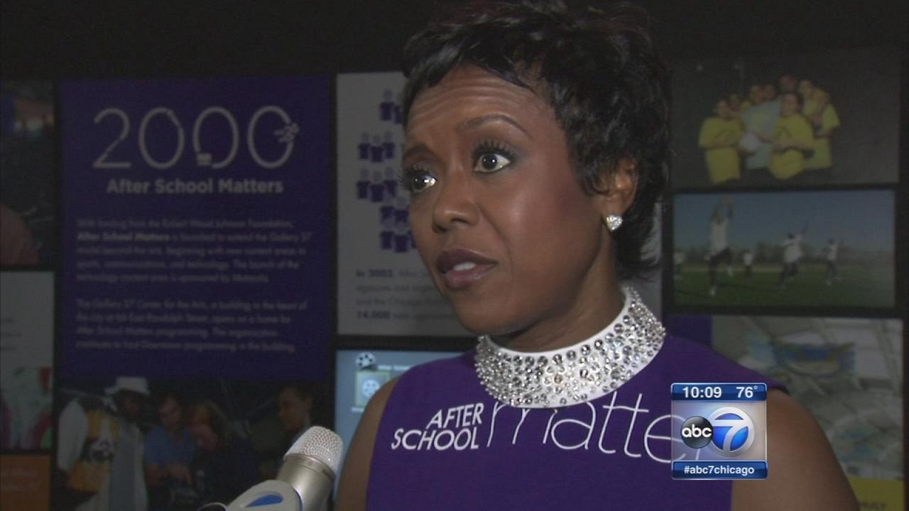 Mellody Hobson talks about Lucas Museum