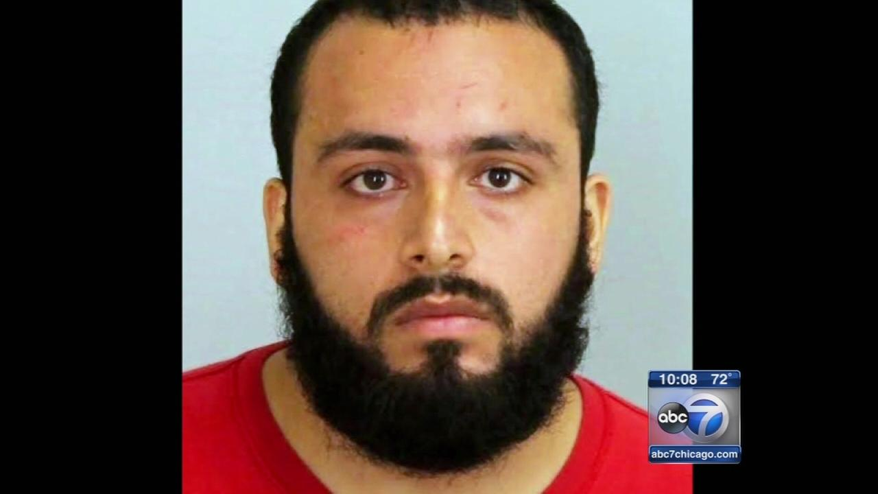 Federal charges filed against NYC bomber