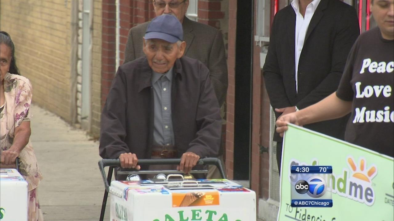 Little Village paleta vendor given almost $400K from GoFundMe campaign