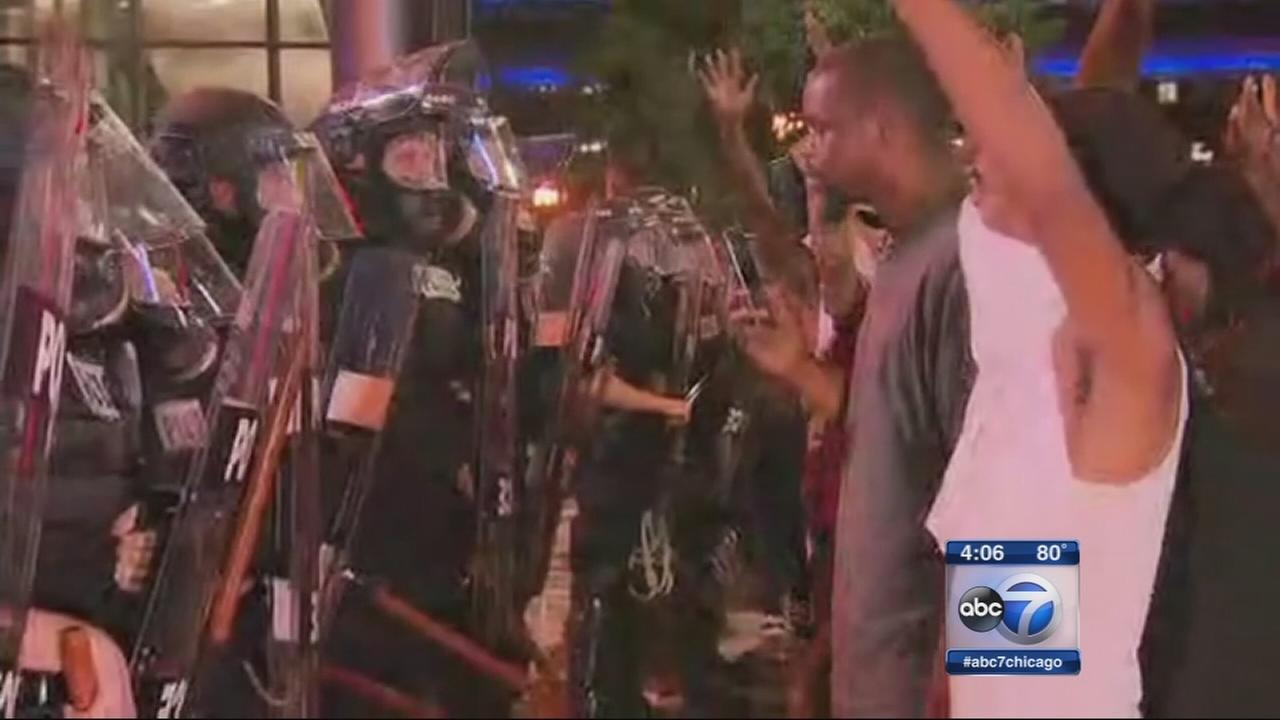 Charlotte police prepare for more protests