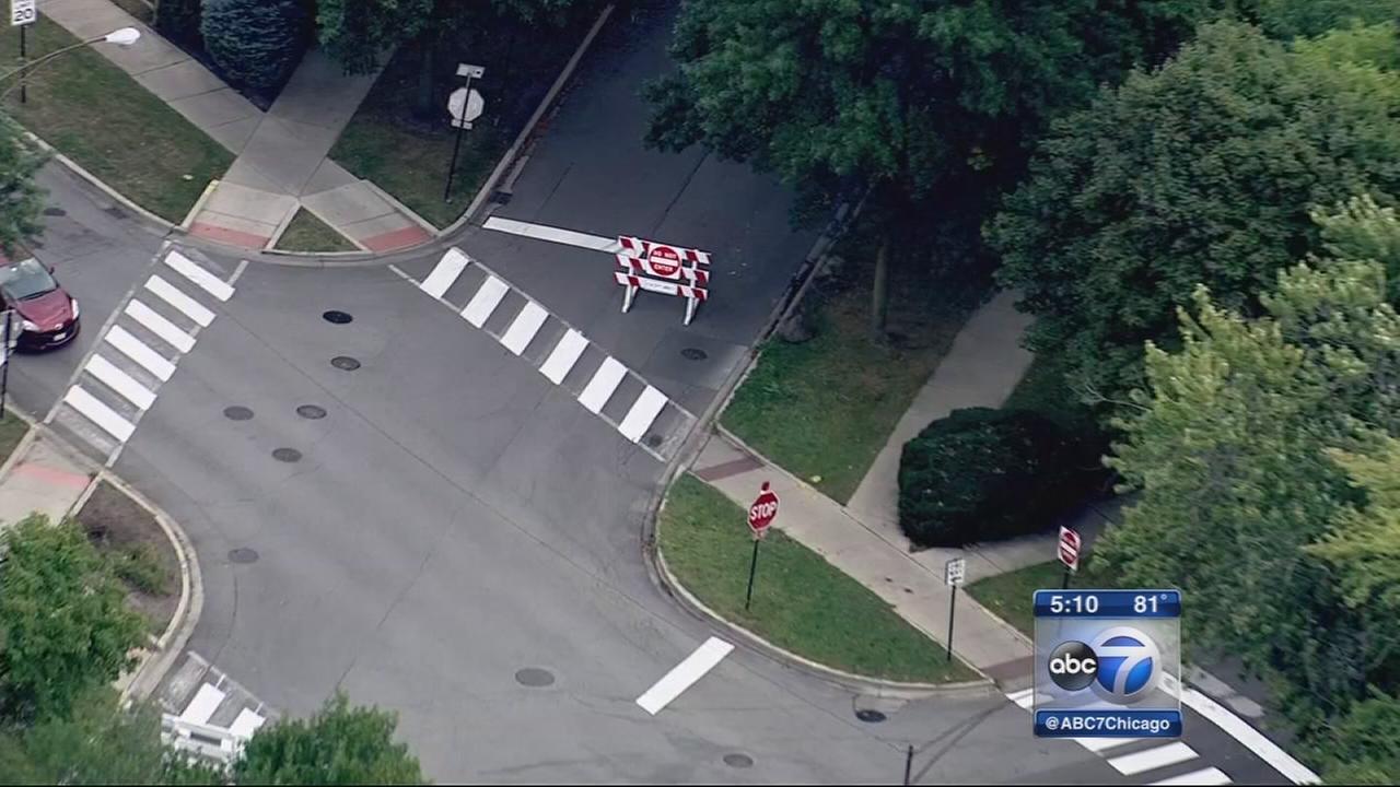 Ravenswood Manor traffic diverters cause frustration