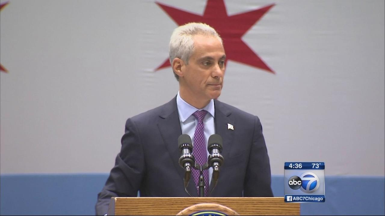 Rahm Speech