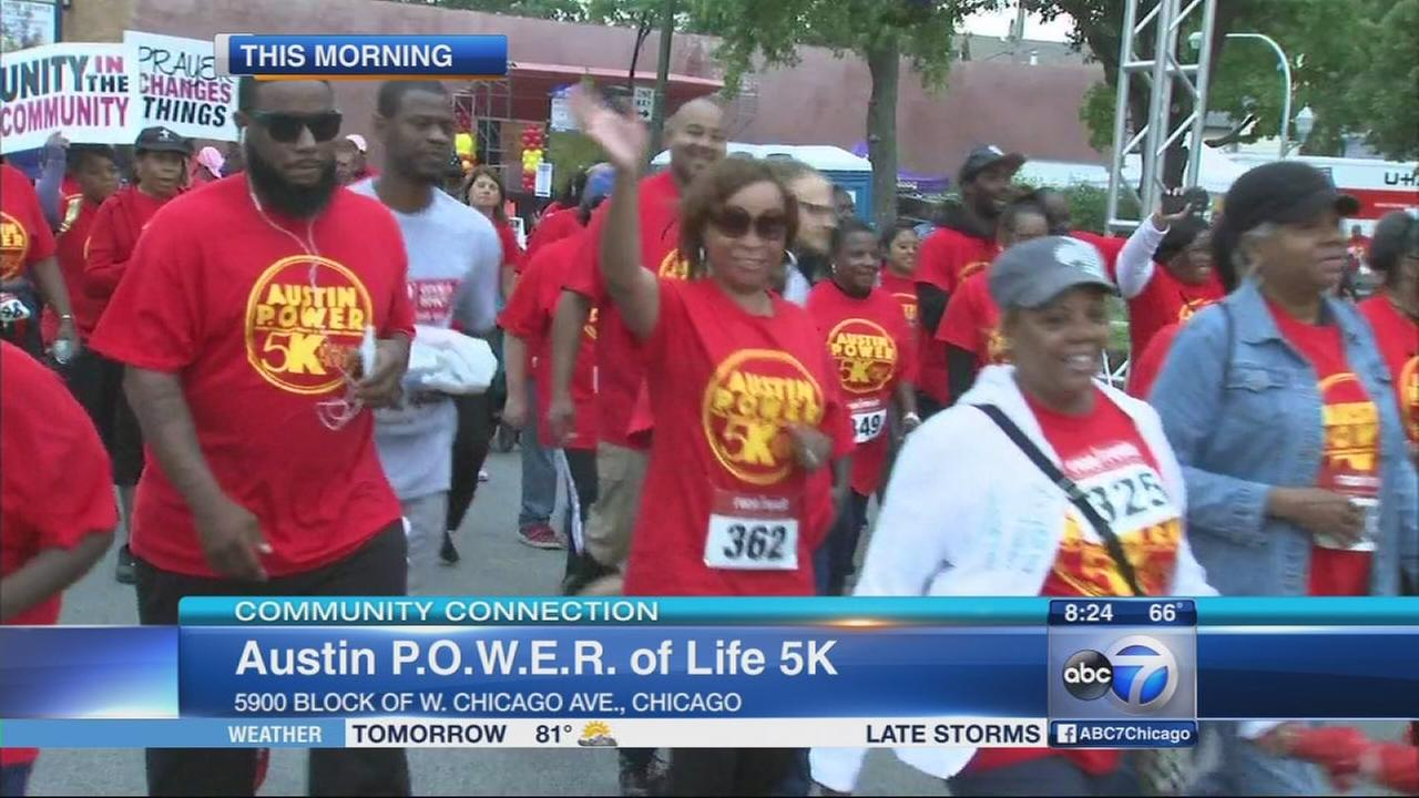 Austin community hosts 5K Run