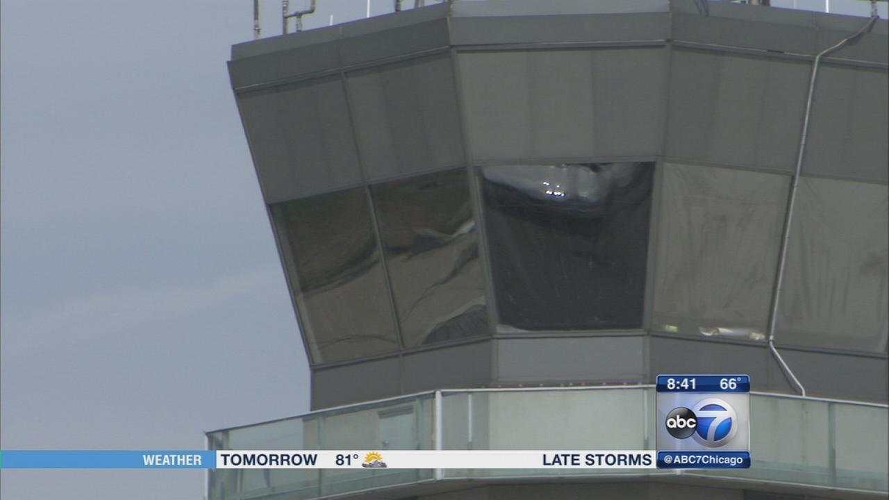 Why Midway control tower went silent remains a mystery
