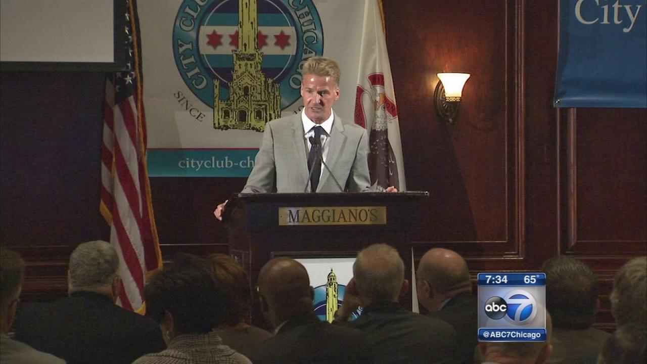 U.S. Attorney holds roundtables on Chicago crime