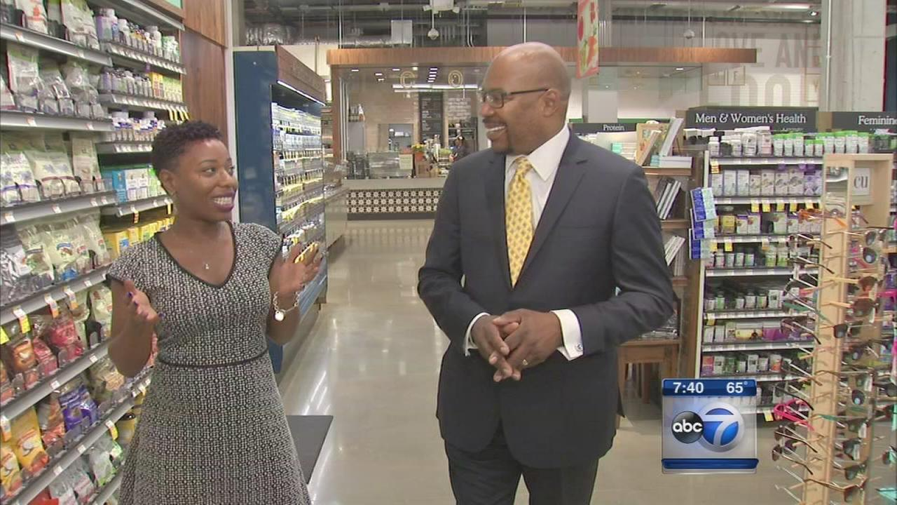 Englewood Whole Foods supports local businesses