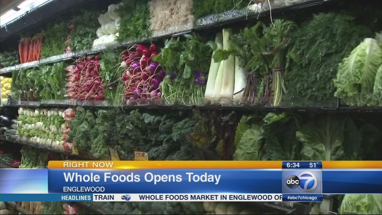 Whole Foods to open in Englewood