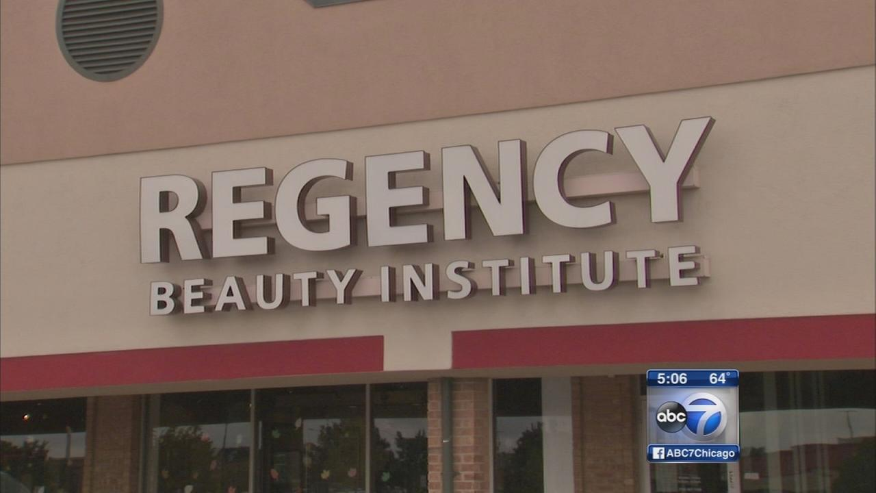 Students left scrambling after Regency Beauty Institute closes