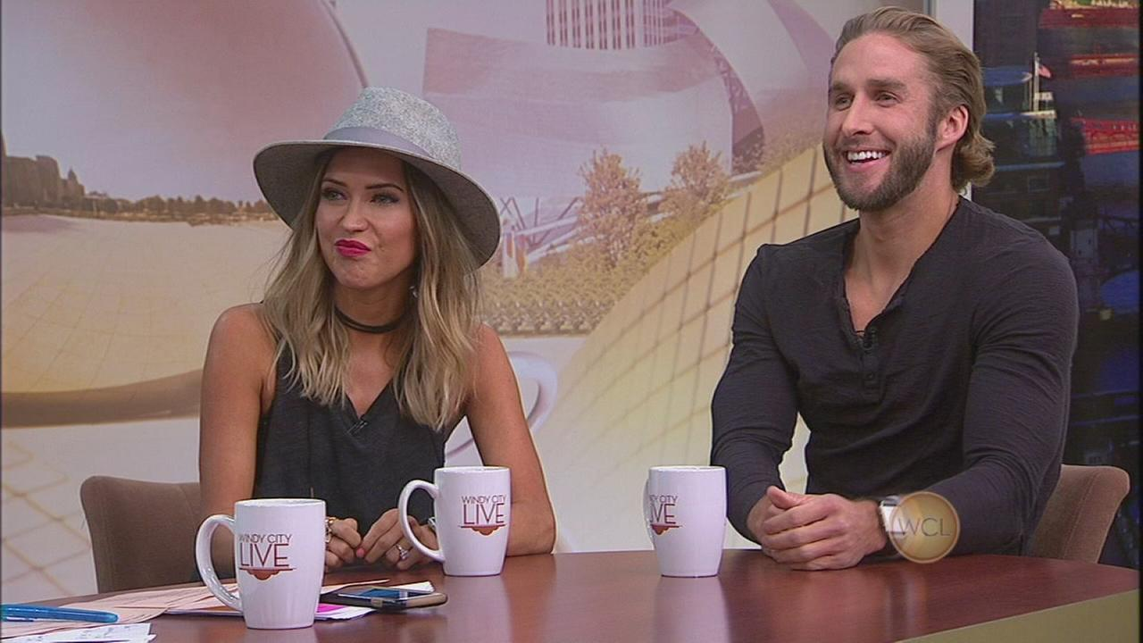 ?Bachelorette? Couple Kaitlyn Bristowe and Shawn Booth