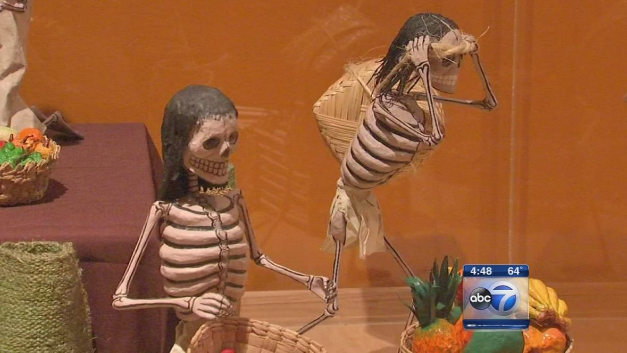 National Museum of Mexican Art celebrating Day of the Dead with annual exhibition