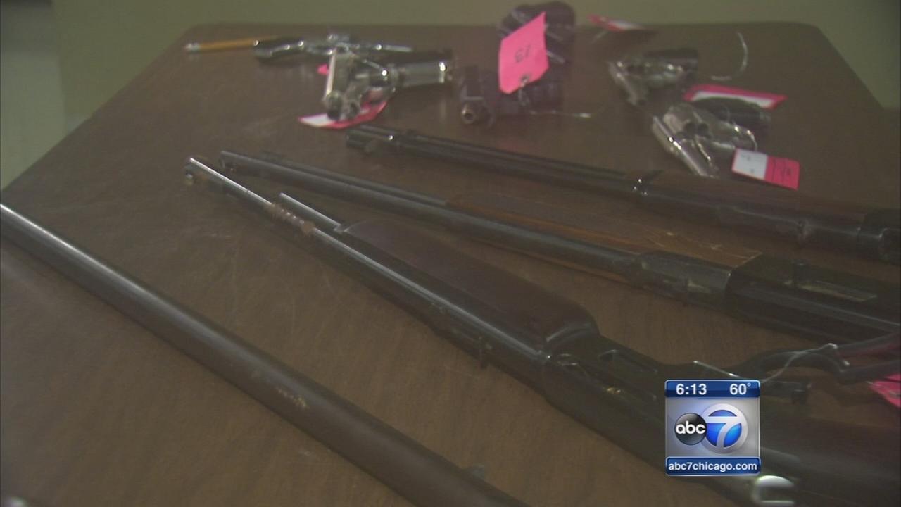 Church holds gun buyback