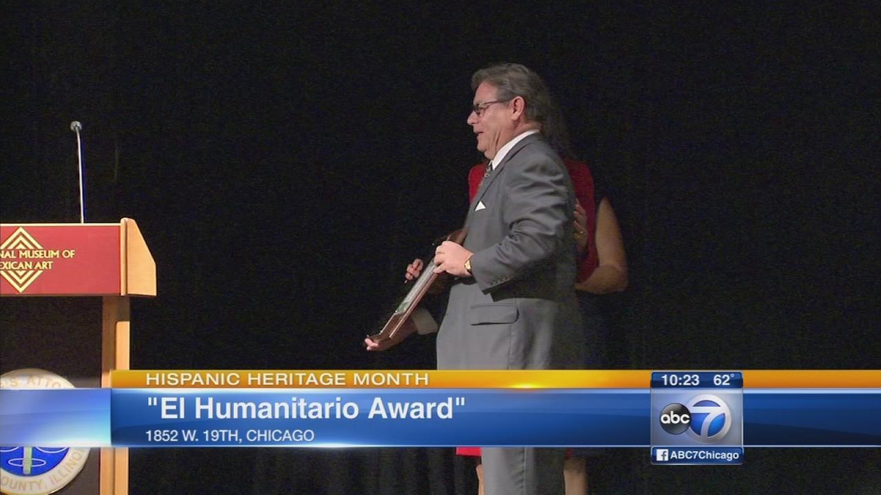 Cook County State?s Attorney?s Office celebrates accomplishments of Hispanic community