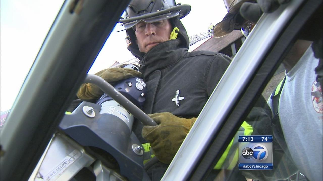 Firsthand look at being a Chicago firefighter