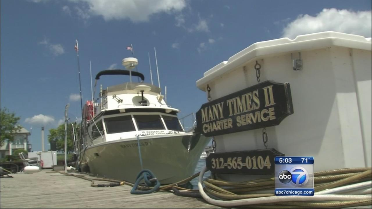 Boating safety tips for the holiday weekend