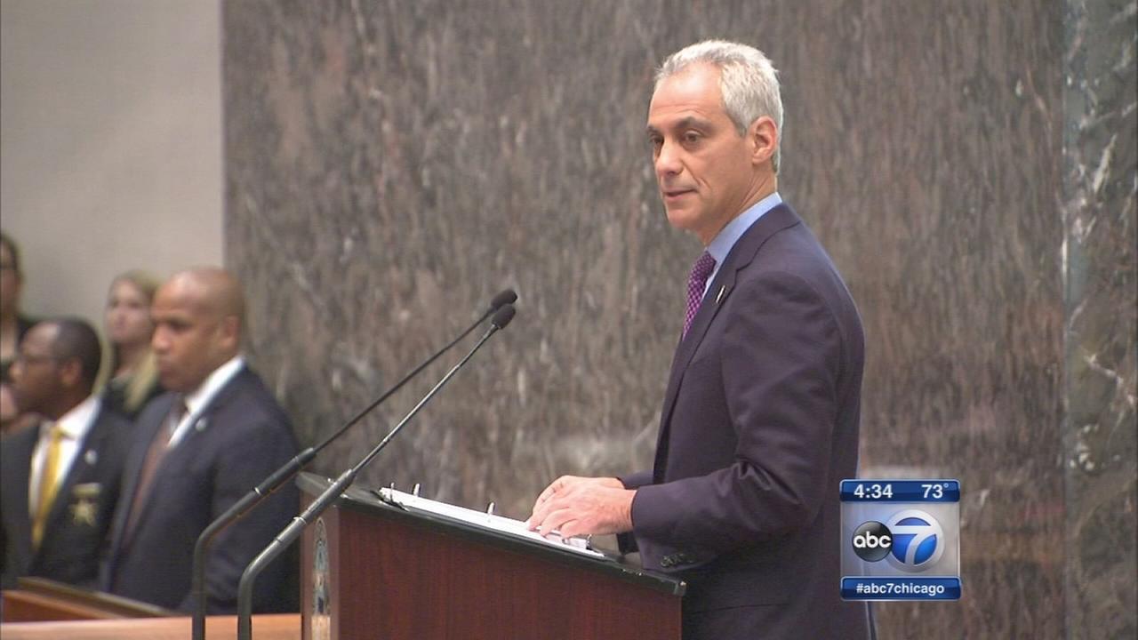 Mayor releases 2017 budget plan