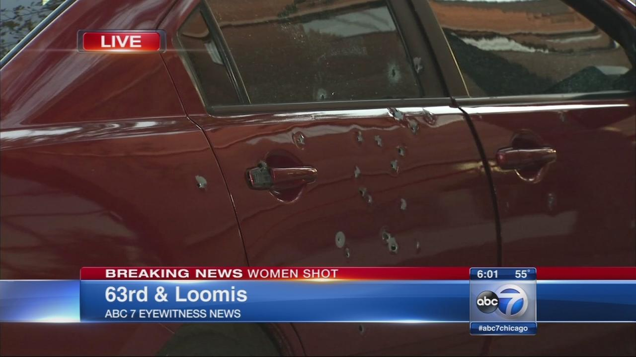 2 women injured in Englewood shooting