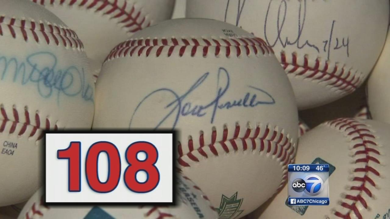 Magic Number 108? Cubs numerologist says all signs point to this year