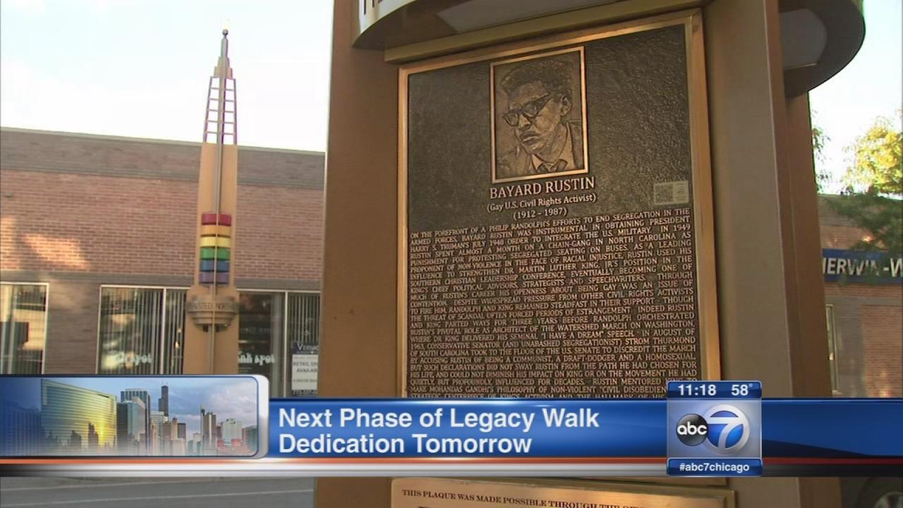 Comedian Bruce Vilanch to help dedicate next phase of Legacy Walk in Boystown