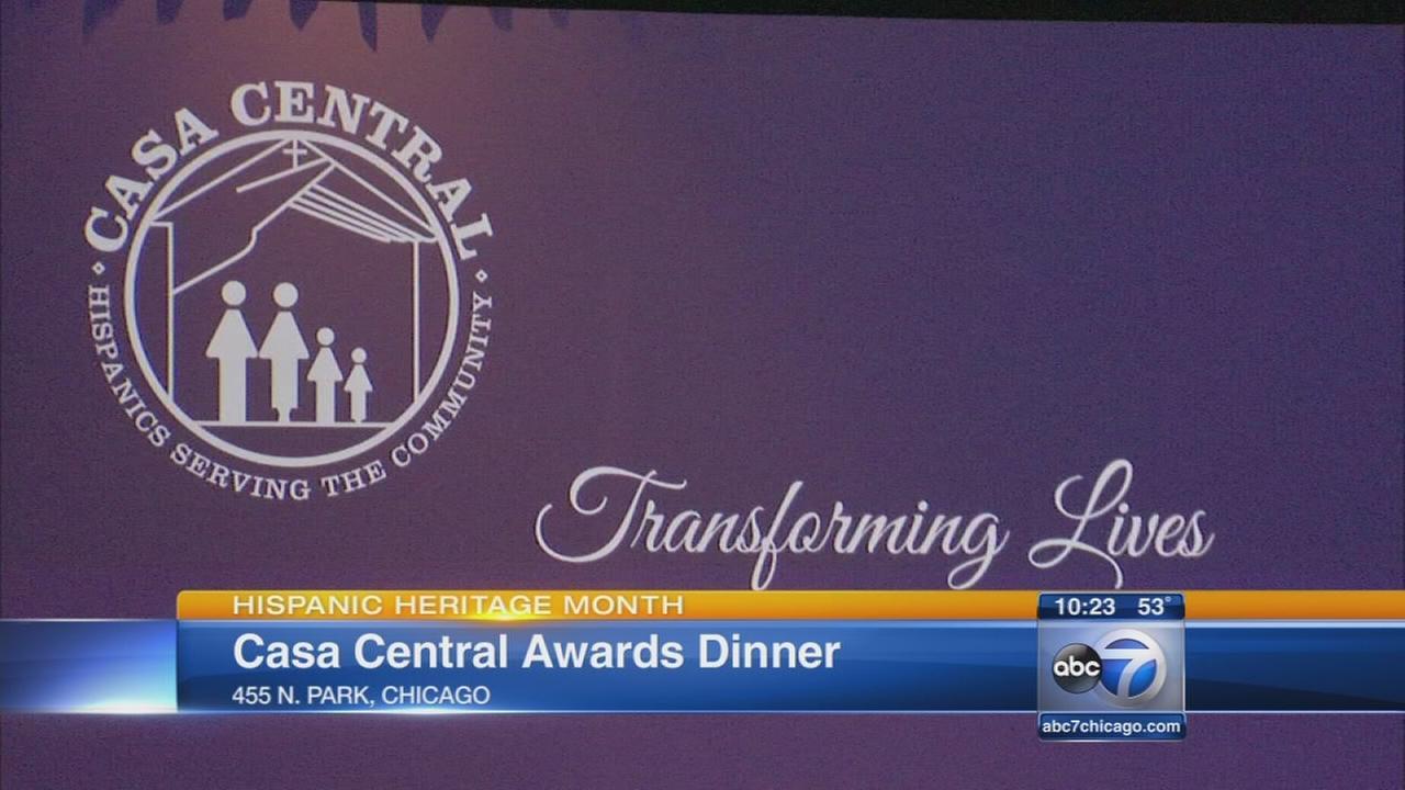 Casa Central gala held