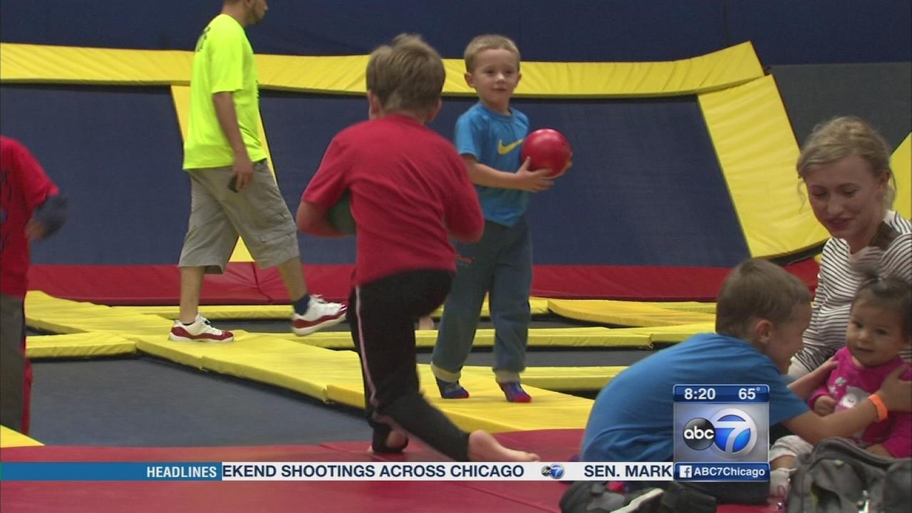 Sky High Sports Center holding sensory-friendly hours for kids with autism